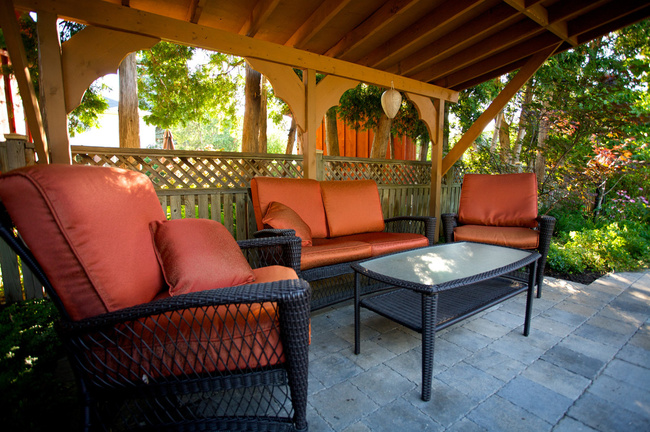 Stylish Patio Furniture