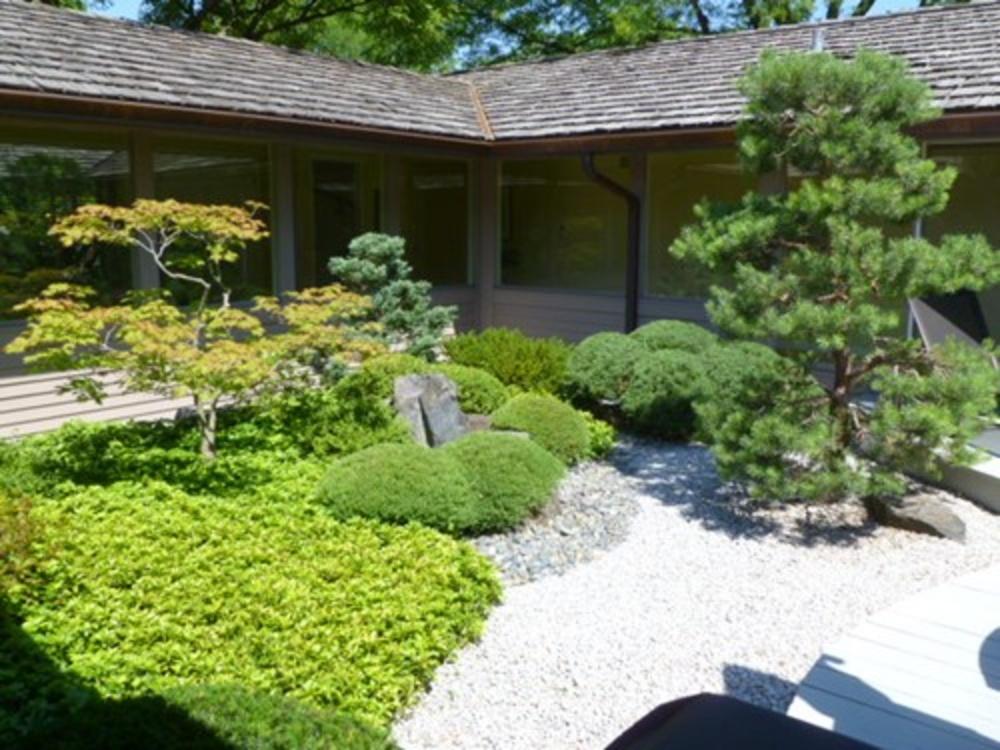 French Garden English Japanese